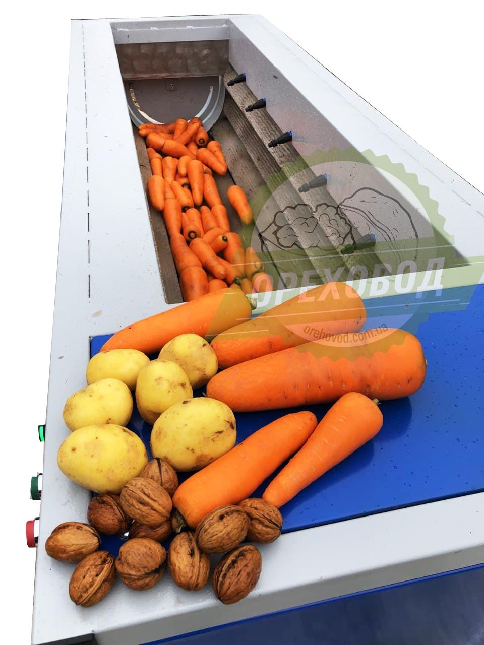Мойка для ореха, овощей, фруктов - 1