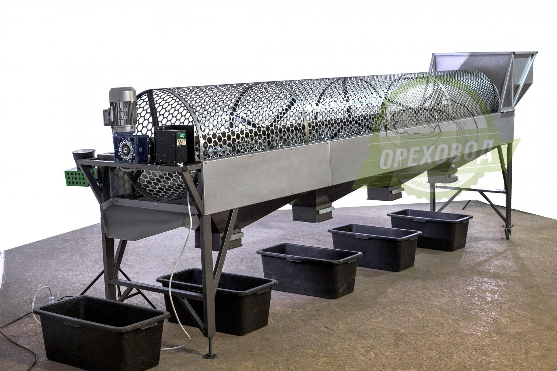 Полный комплекс для переработки грецкого ореха - 3