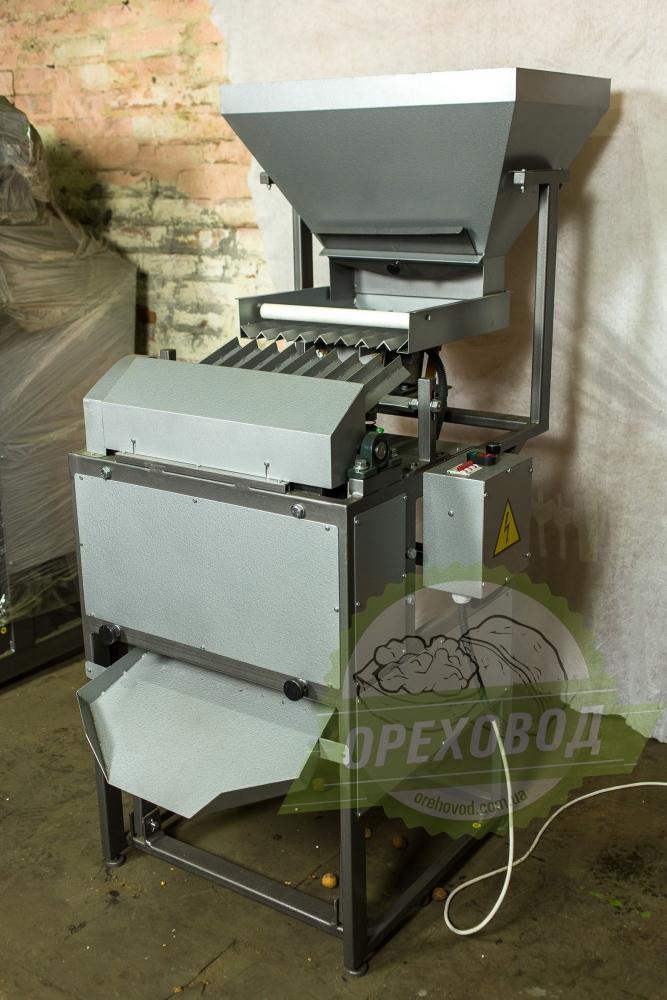 Орехокол К 100 (100 кг/час) - 8