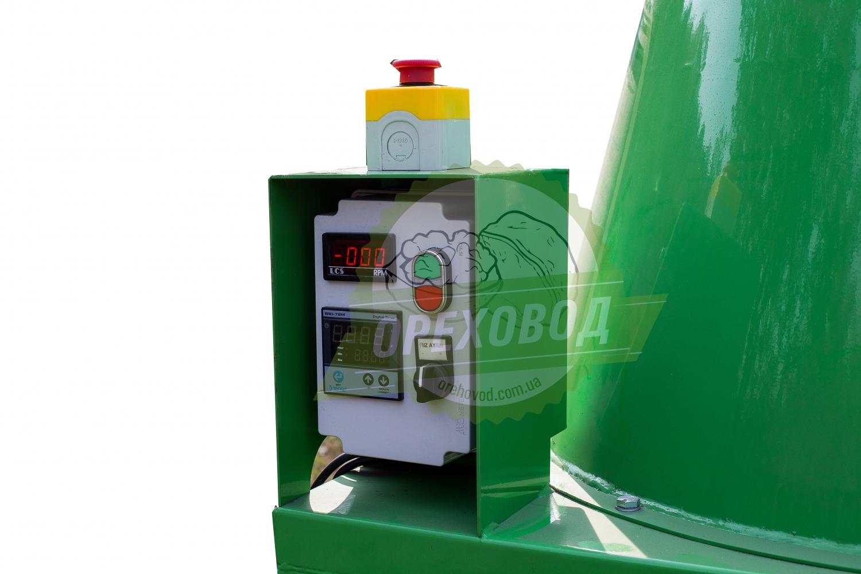 Промышленная мойка для очистки ореха от зеленой кожуры (1000 кг/ч) - 3