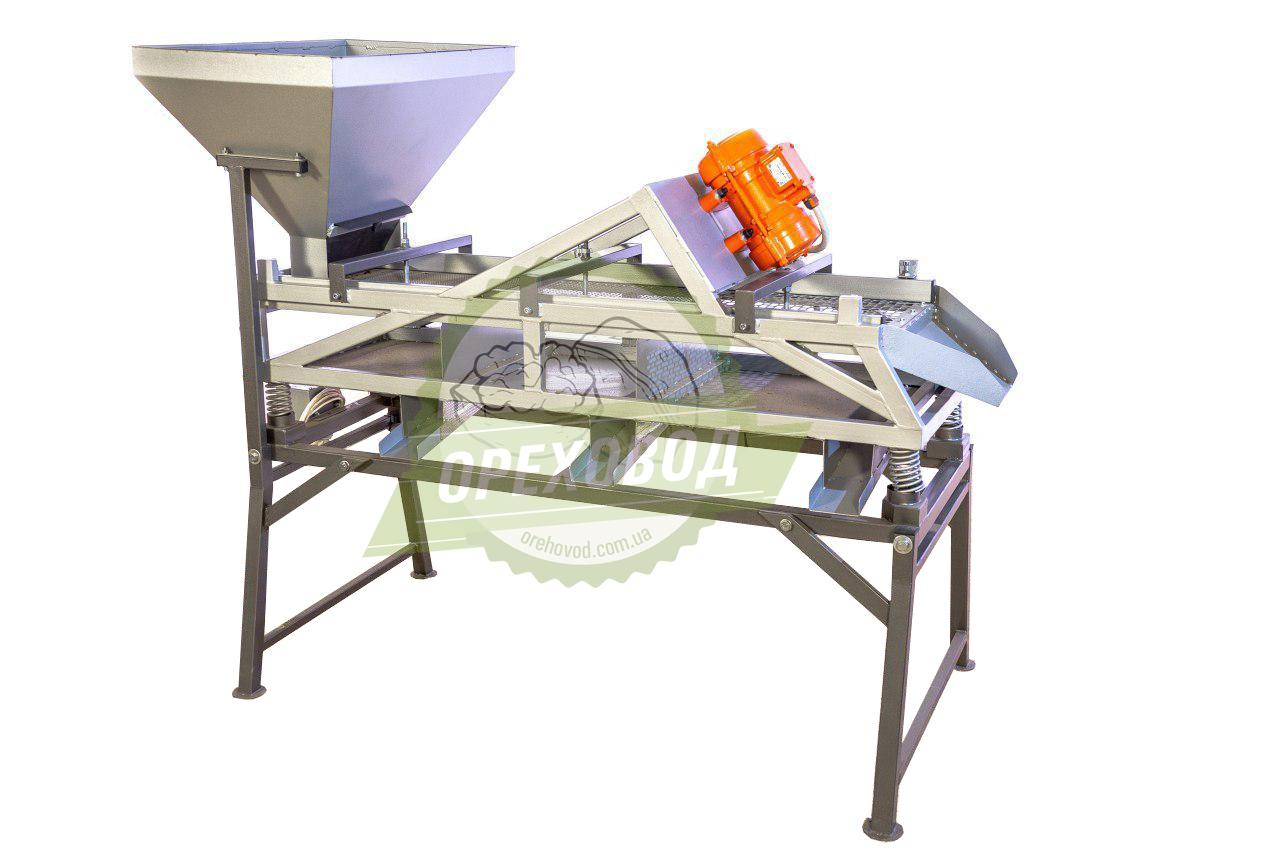 Вибросито для сортировки ядра грецкого ореха (200 кг/ч) - 4