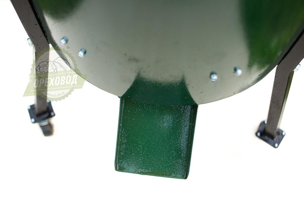 Очиститель грецкого ореха от зеленой кожуры (200 кг/ч) - 11