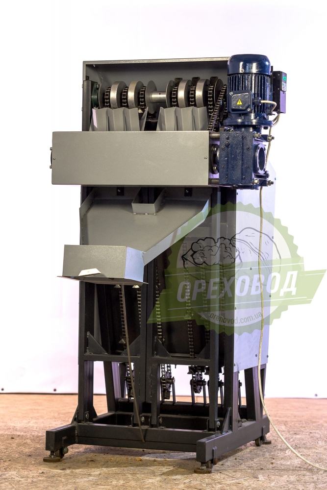 Полный комплекс для переработки грецкого ореха - 2