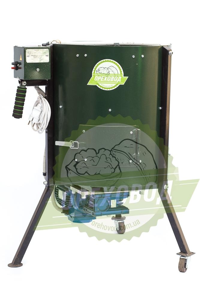 Очиститель грецкого ореха от зеленой кожуры (200 кг/ч) - 1