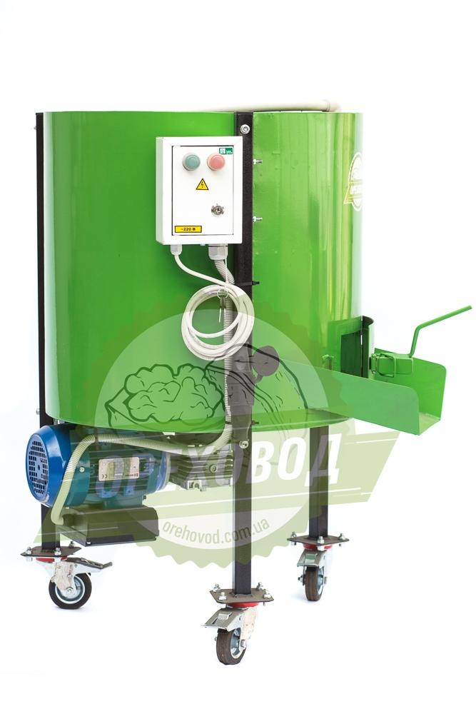 Очиститель грецкого ореха от зеленой кожуры (500 кг/ч) - 4
