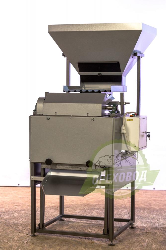 Промышленная линия по переработке ореха (100 кг/ч) - 1