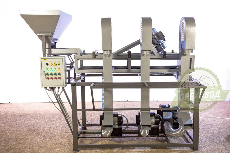 Полный комплекс для переработки грецкого ореха - 4