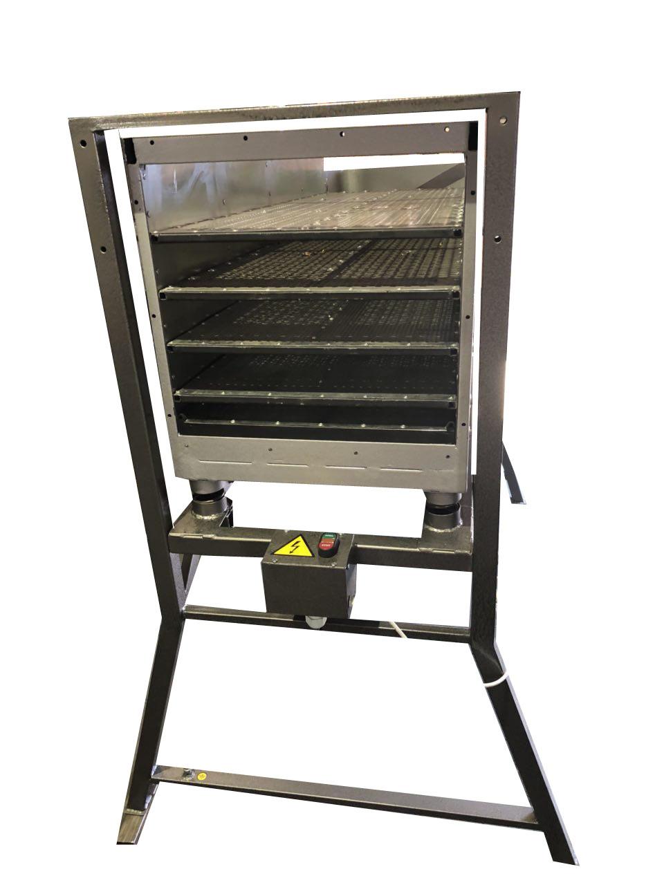 Вибросито для сортировки ядра грецкого ореха (300 кг/ч) - 3