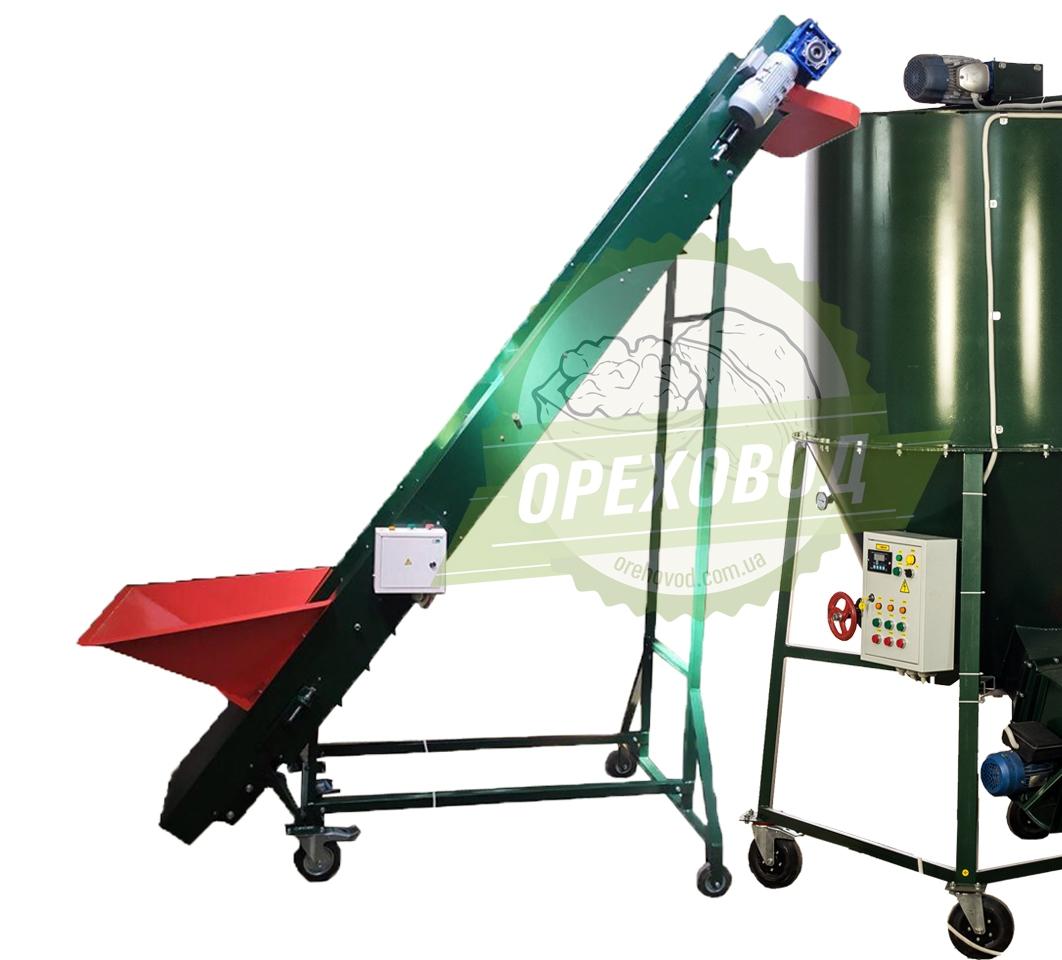 Загрузочный конвейер для сушилки - 1