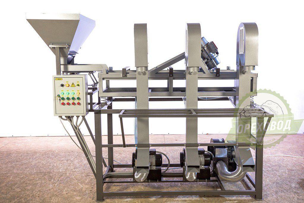 Промышленная линия по переработке ореха (100 кг/ч) - 4