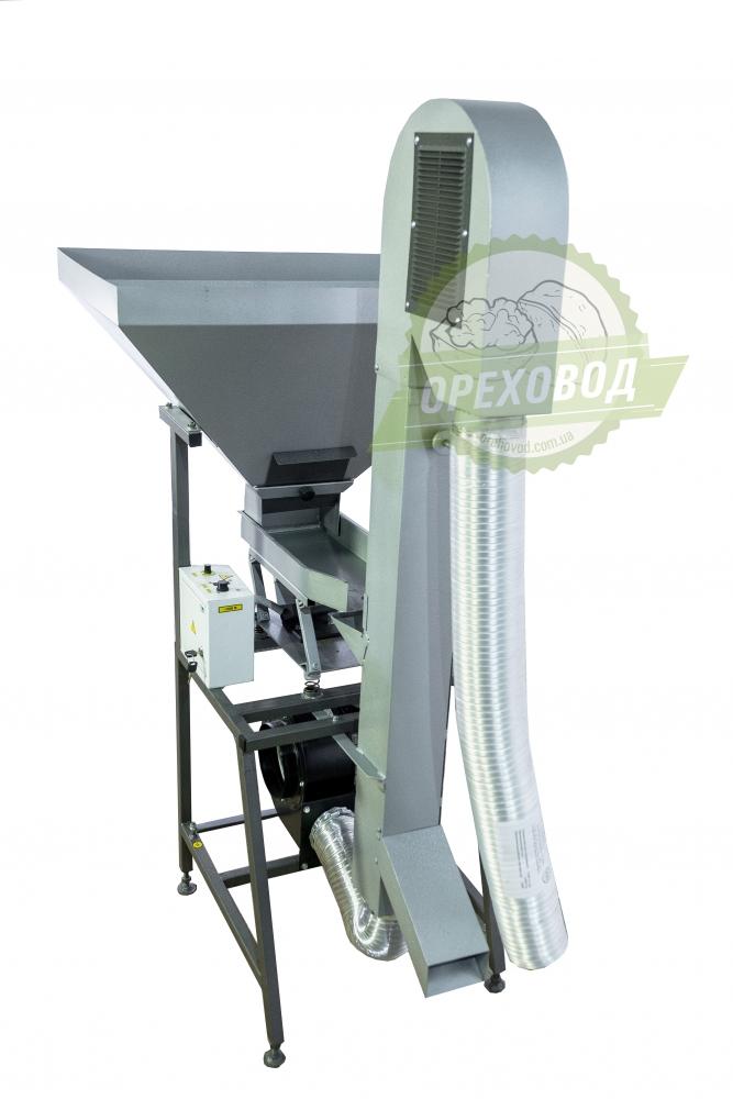Промышленная линия по переработке грецкого ореха (100 кг/ч) - 2