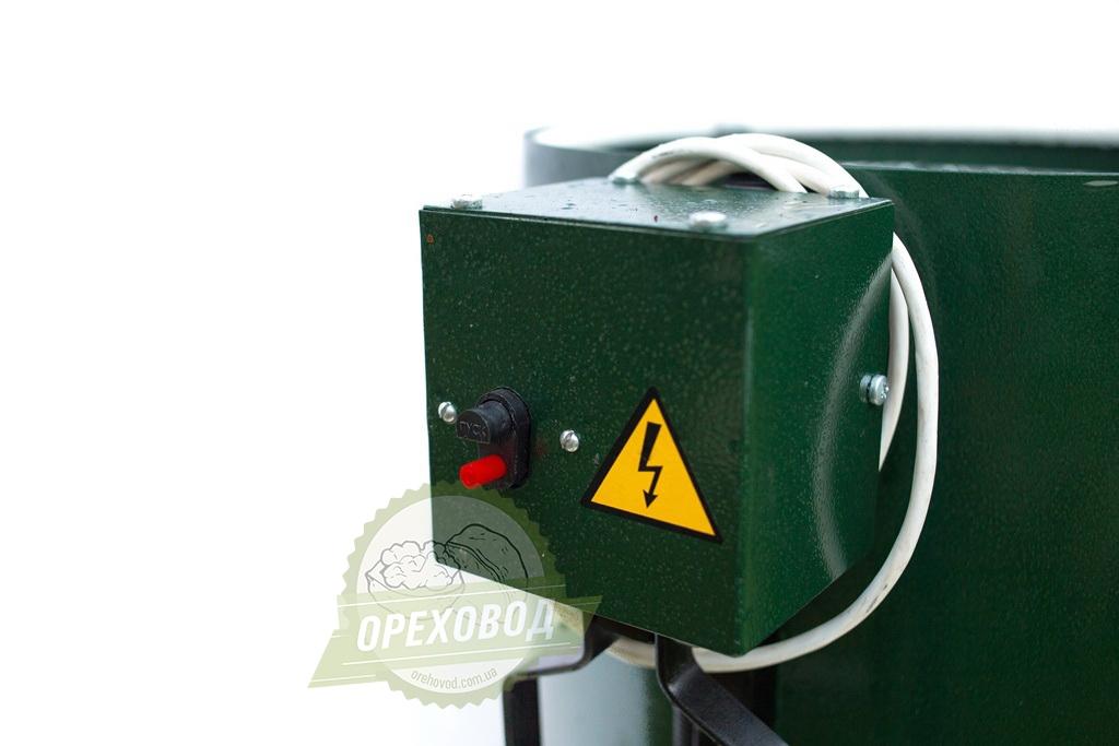 Очиститель грецкого ореха от зеленой кожуры (200 кг/ч) - 5