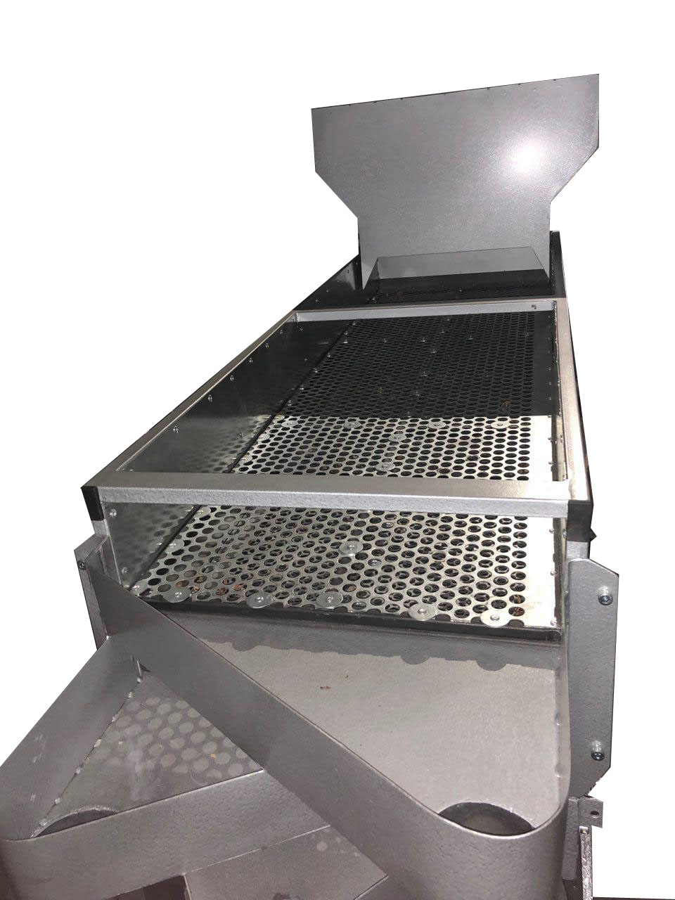 Вибросито для сортировки ядра грецкого ореха (300 кг/ч) - 2