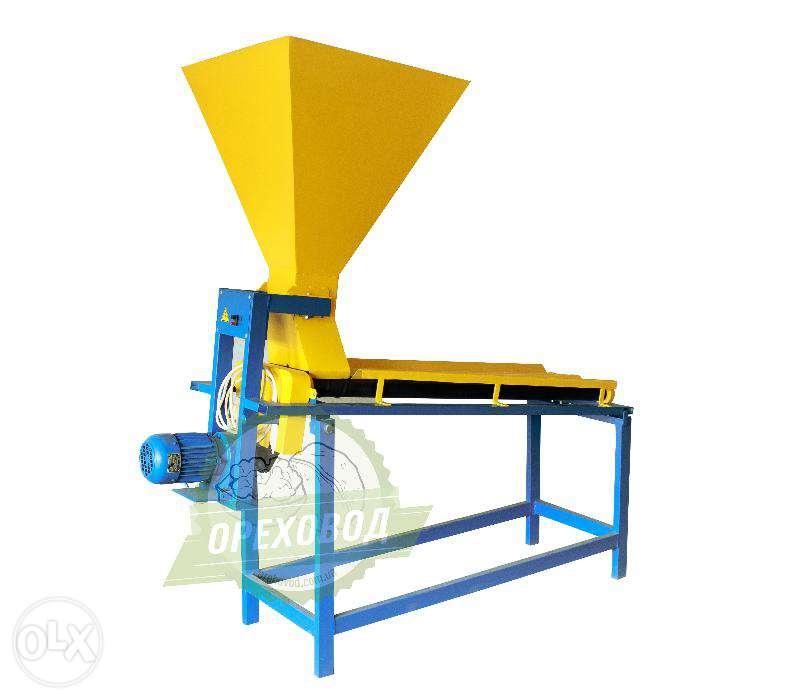 Стандартная линия по переработке грецкого ореха - 1