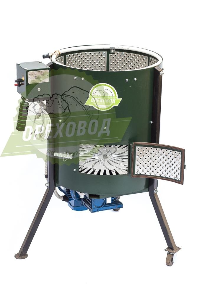 Очиститель грецкого ореха от зеленой кожуры (200 кг/ч) - 2