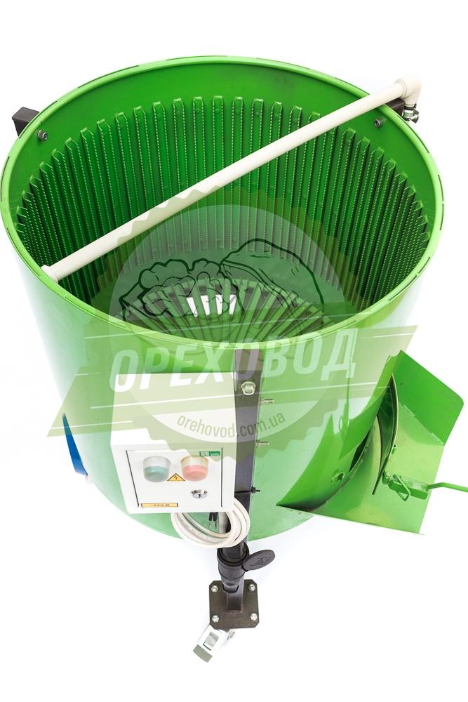 Очиститель грецкого ореха от зеленой кожуры (500 кг/ч) - 5