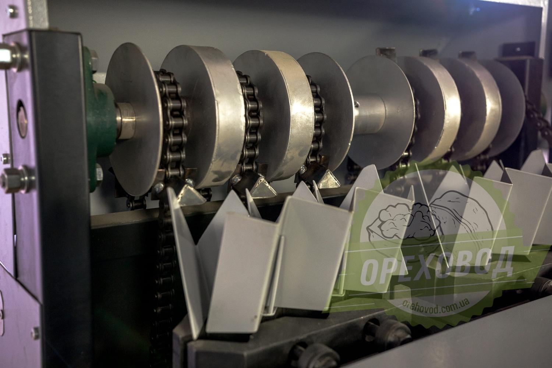 Орехокол Эталон (200 кг/час) 380В - 7