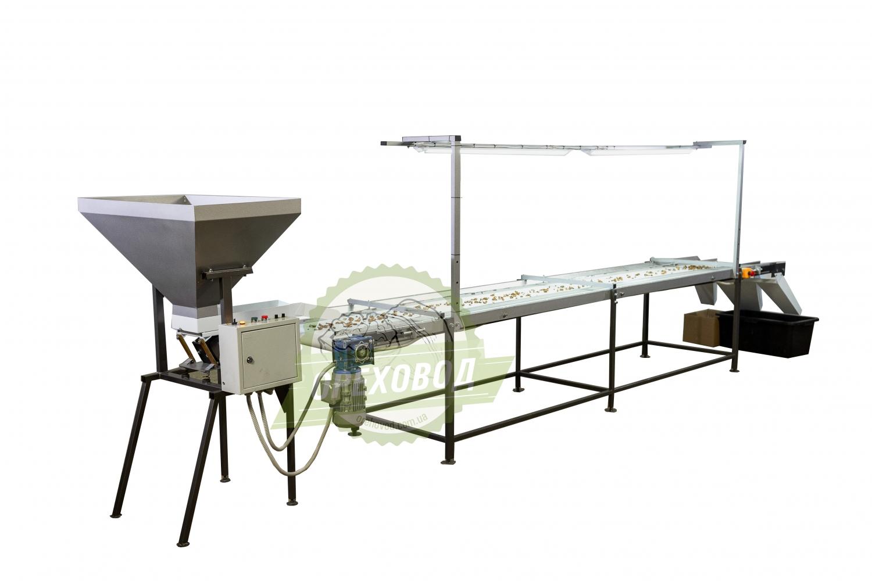 Полный комплекс для переработки грецкого ореха - 6