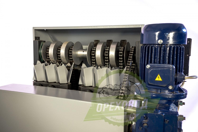 Орехокол Эталон (200 кг/час) 380В - 6