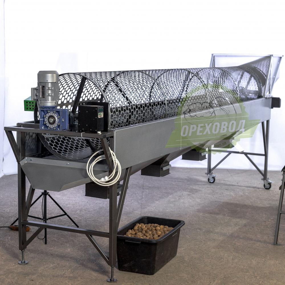 Роторный калибратор грецкого ореха - 2