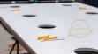 Стол для переборки грецкого ореха - 7